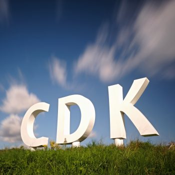 CDK in the wind